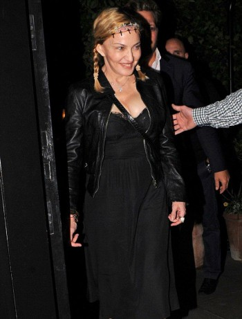 Madonna out and about in London - 30 June 2016 - Pictures (5)