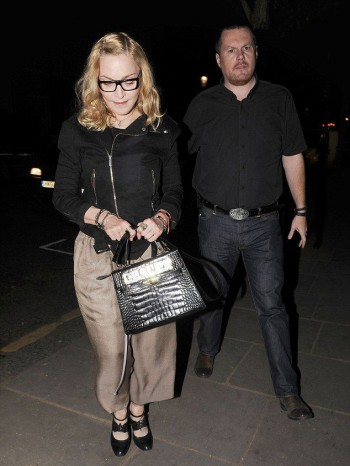 Madonna out and about in London - 14 July 2016 - Pictures (4)