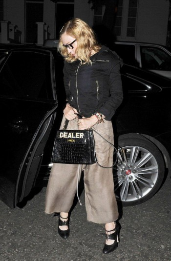 Madonna out and about in London - 14 July 2016 - Pictures (5)