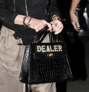Madonna out and about in London - 14 July 2016 - Pictures (8)