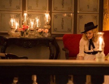 Madonna at La Guarida in Havana, Cuba - August 2016 - Pictures & Video (8)
