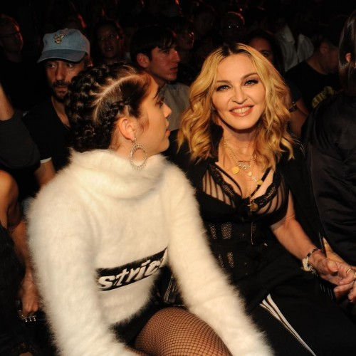 Madonna at the Alexander Wang Fashion Show, New York - 10 September 2016 - Pictures & Videos (1)