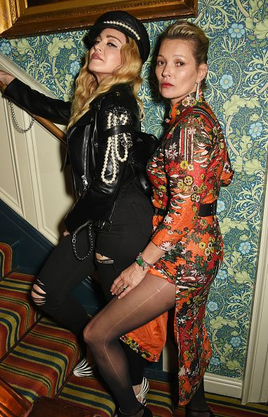Madonna out and about in London 27 October 2016 - Pictures (10)