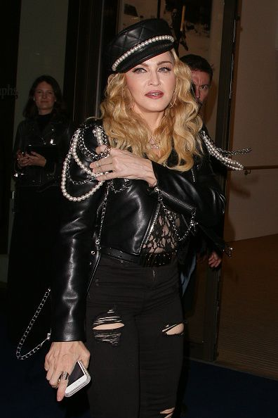 Madonna out and about in London 27 October 2016 - Pictures (62)