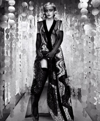 Madonna by Luigi and Iango for Harpers Bazaar (4)