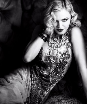 Madonna by Luigi and Iango for Harpers Bazaar (5)