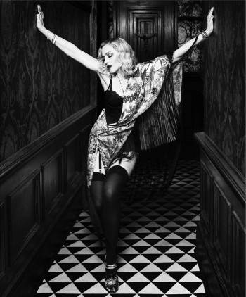Madonna by Luigi and Iango for Harpers Bazaar New 01