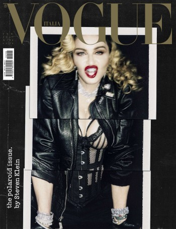 Madonna by Steven Klein for Vogue Italia - February 2017 issue Scans (2)