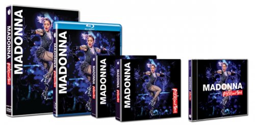 Rebel Heart Tour Formats
