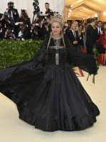 Madonna attends the Met Gala at the Metropolitan Museum of Art in New York - 7 May 2018 - Update (11)