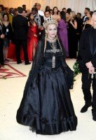 Madonna attends the Met Gala at the Metropolitan Museum of Art in New York - 7 May 2018 - Update (31)