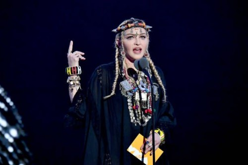 Madonna at the 2018 MTV Video Music Awards - 20 August 2018 - Pictures and Videos (11)