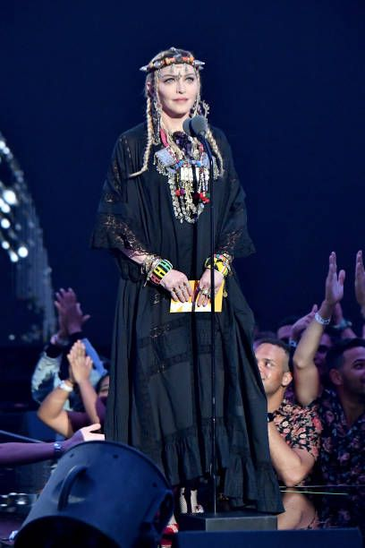 Madonna at the 2018 MTV Video Music Awards - 20 August 2018 - Pictures and Videos (12)
