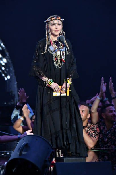 Madonna at the 2018 MTV Video Music Awards - 20 August 2018 - Pictures and Videos (13)