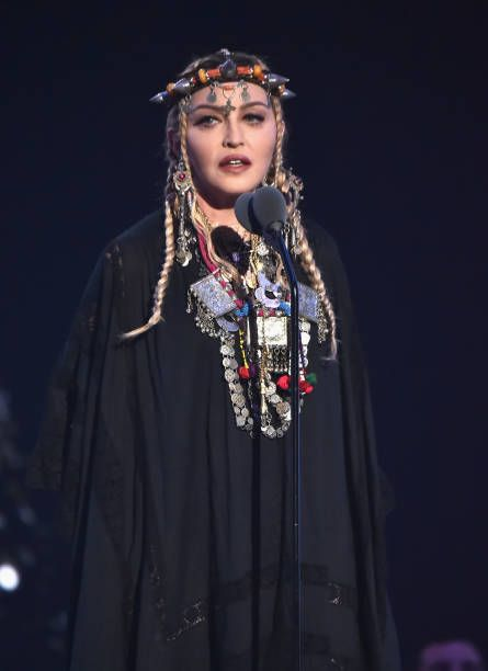 Madonna at the 2018 MTV Video Music Awards - 20 August 2018 - Pictures and Videos (32)
