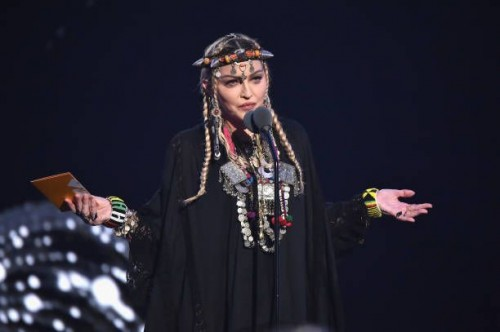 Madonna at the 2018 MTV Video Music Awards - 20 August 2018 - Pictures and Videos (33)