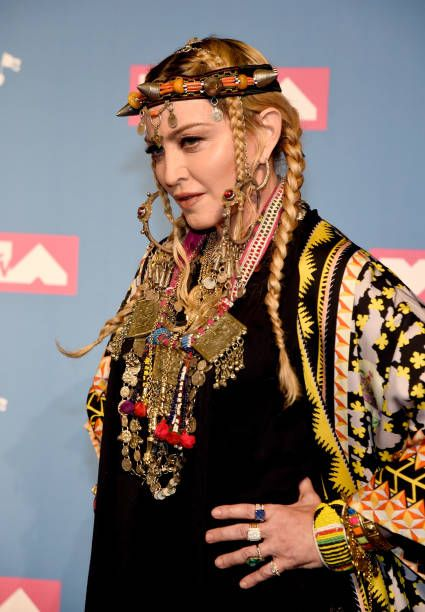 Madonna at the 2018 MTV Video Music Awards - 20 August 2018 - Pictures and Videos (46)
