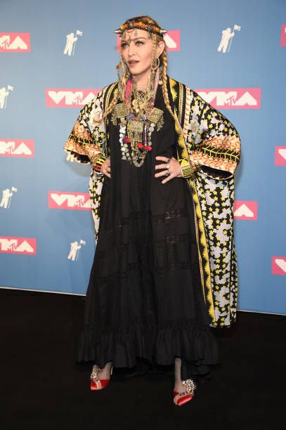 Madonna at the 2018 MTV Video Music Awards - 20 August 2018 - Pictures and Videos (47)