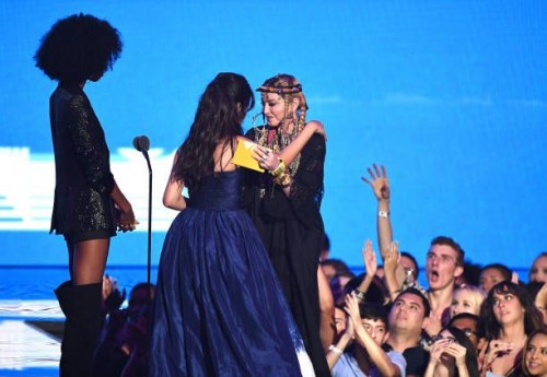 Madonna at the 2018 MTV Video Music Awards - 20 August 2018 - Pictures and Videos (92)