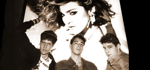 Madonna: The Beastie Boys were one of a kind!