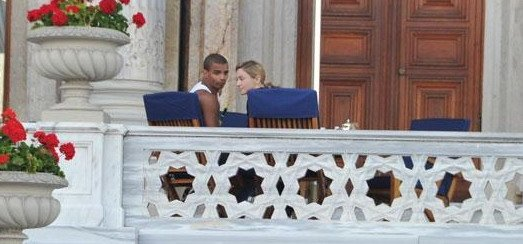 Madonna at the Ciragan Palace in Istanbul [8 June 2012 – Pictures]
