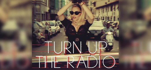 """""""Turn up the Radio"""" Cover Revealed!!"""