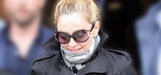 Madonna at the Ritz in Paris [13 & 14 July 2012]