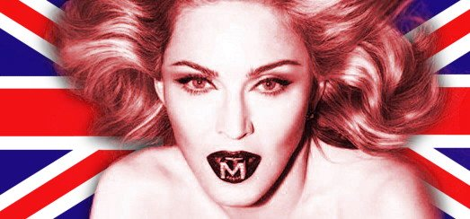 Madonna is the Biggest-Selling Female Singles Artist of all Time in the UK