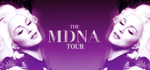 MDNA Tour Box Scores – Part 5: SOLD OUT!