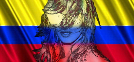 The MDNA Tour in Medellin [28 & 29 November 2012 – Pictures, Videos & Reviews]