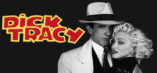 Madonna's Dick Tracy released on Blu-Ray