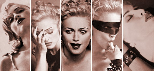 Madonna's Sex on Top of the 100 Most Searched for out-of-print Books in 2012