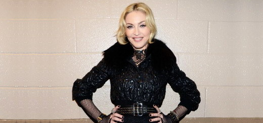 Madonna backstage at the Billboard Music Awards [19 May 2013 – Pictures]