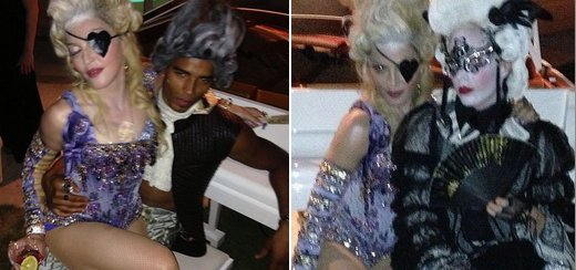 Madonna birthday party in Nice [17 August 2013 – Pictures]