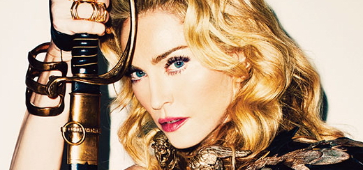 Madonna by Terry Richardson for Harper's Bazaar [November 2013 Issue]