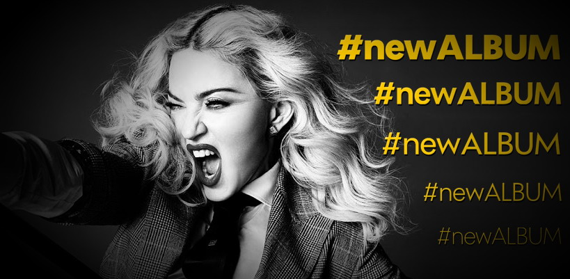 Two New Demos from Madonna's New Album Revealed!