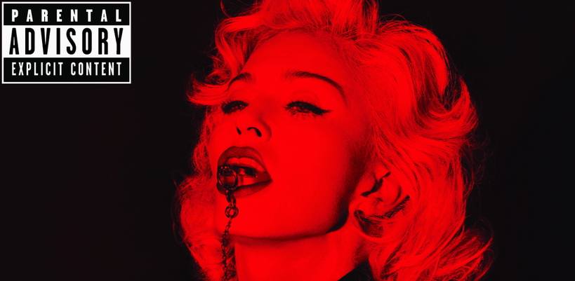 [Update: HQ covers added] Rebel Heart Super Deluxe Edition Cover revealed