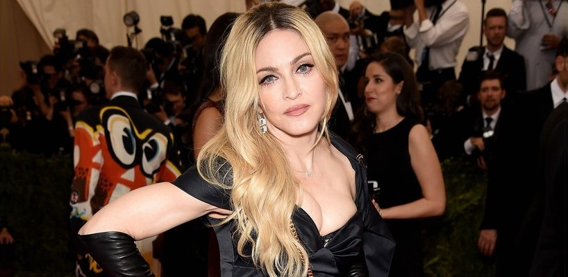 [Update: After Party pictures] Madonna attends the Met Gala at the Metropolitan Museum of Art in New York [4 May 2015]