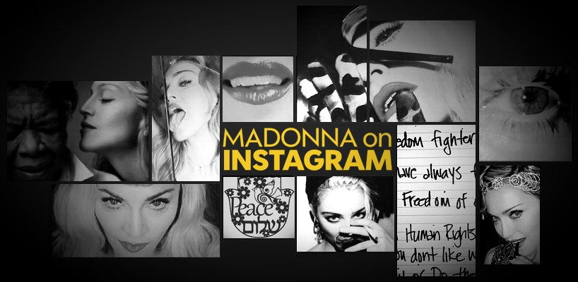 Archive: Madonna on Social Media – All the pictures and videos!