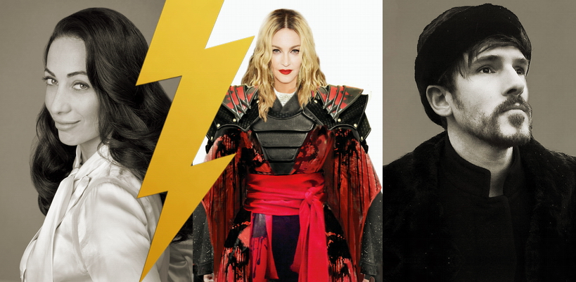Madonna gets involved in the Rebel Heart Tour makeup drama