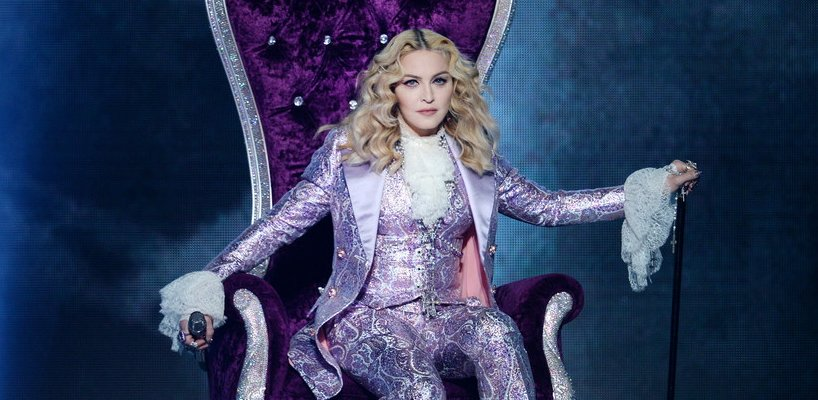 Madonna at the 2016 Billboard Music Awards [Pictures & Videos]