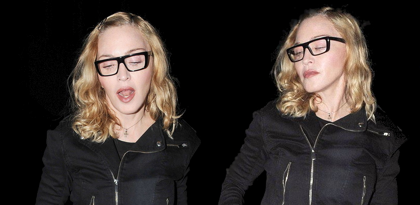 Madonna out and about in London [14 July 2016 – Pictures]