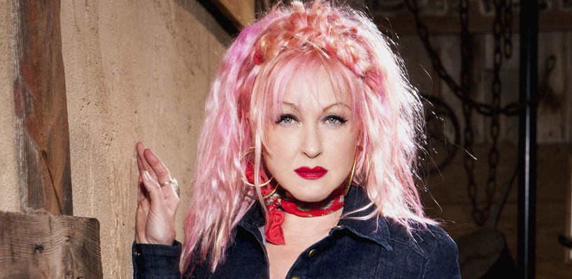 Cyndi Lauper not impressed with Madonna's Women's March speech