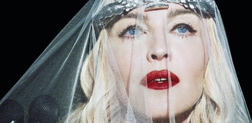 Madonna: I'm going to release my new record next year