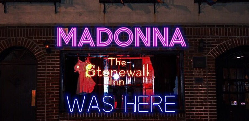Madonna Performs at the Stonewall Inn in New York [31 December 2018 – Pictures and Videos]