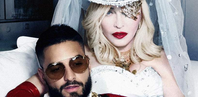 Listen to Madonna's new single Medellín NOW!