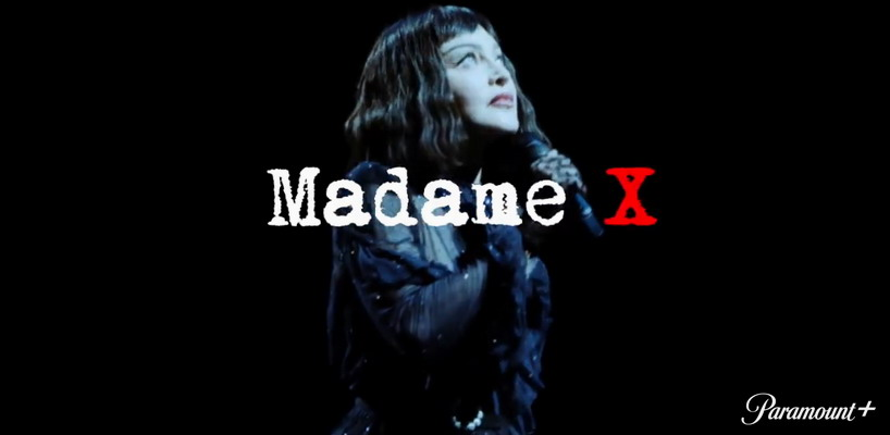 Madame X Concert Documentary to be released on 8 October on Paramount+