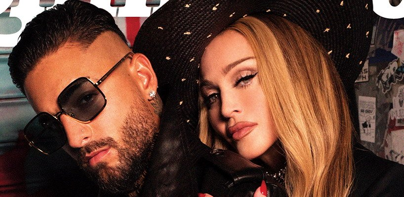 Madonna by Ricardo Gomes and Phraa for Rolling Stone [November 2021 issue]