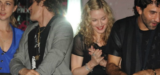 Madonna at the VIP Room Theater [25 June 2011 – HD Video – 2 minutes]