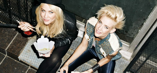 """The Nervo Twins: """"Madonna has expressed a great interest in recording one of our songs"""""""